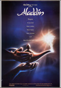 "Movie Posters:Animation, Aladdin (Buena Vista, 1992). One Sheet (28"" X 40.5"") SS Advance, John Alvin Artwork. Animation.. ..."