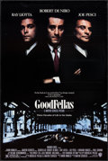 """Movie Posters:Crime, Goodfellas (Warner Brothers, 1990). One Sheet (27"""" X 40.5"""").Crime.. ..."""