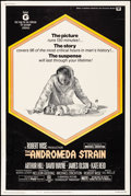 """Movie Posters:Science Fiction, The Andromeda Strain (Universal, 1971). Poster (40"""" X 60""""). ScienceFiction.. ..."""