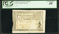 Colonial Notes:Georgia, Georgia 1762 5s PCGS Extremely Fine 40.. ...