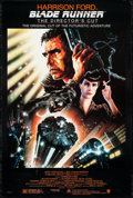 "Movie Posters:Science Fiction, Blade Runner (Warner Brothers, R-1992). Director's Cut One Sheet(27"" X 40.25"") SS. John Alvin Artwork. Science Fiction.. ..."