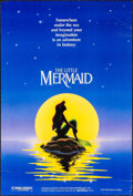 "Movie Posters:Animation, The Little Mermaid (Buena Vista, 1989). Advance One Sheet (27"" X 40"") & Regular One Sheet (27"" X 41"") DS. Animation.. ... (Total: 2 Items)"