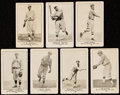 Baseball Cards:Lots, 1917 E135 Collins-McCarthy Boston Red Sox Collection (7). ...