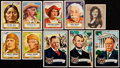 Non-Sport Cards:Lots, 1949- 1956 Topps And Bowman Non Sport Collection (88)....