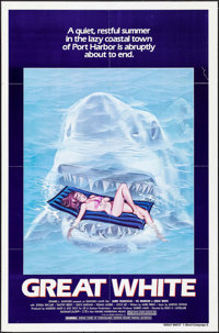 """Great White & Other Lot (Film Ventures International, 1982). Folded, Fine/Very Fine. One Sheets (2) (27"""" X 41&q..."""