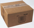 Football Cards:Boxes & Cases, 2006 Bowman Sterling Football Case With 6 Unopened Boxes. ...
