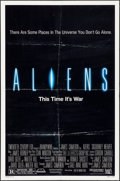 """Movie Posters:Science Fiction, Aliens & Others Lot (20th Century Fox, 1986). One Sheets (3) (27"""" X 41""""). Science Fiction.. ... (Total: 3 Items)"""