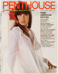 Penthouse #1 (Penthouse International, 1969) Condition: FN+