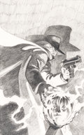 Original Comic Art:Miscellaneous, Jim Steranko - The Shadow Preliminary Artwork Original Art(1974)....