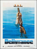 """Movie Posters:Action, Deliverance (Warner-Columbia, 1972). French Grande (47"""" X 63""""). Action.. ..."""
