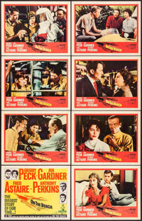 """On the Beach (United Artists, 1959). Lobby Card Set of 8 (11"""" X 14""""). Science Fiction. ... (Total: 8 Items)"""