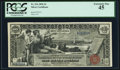Large Size:Silver Certificates, Fr. 224 $1 1896 Silver Certificate PCGS Extremely Fine 45.. ...