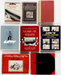 Books:Miscellaneous, David Low Related Books Group of 8 (Various Publishers).... (Total: 8 Items)