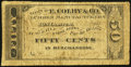 Obsoletes By State:Michigan, Iona, MI- E. Colby and Co. Lumber Manufacturers. 50¢ Nov. 23, 1875. ...