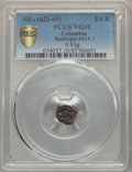 Colombia, Colombia: Philip IV 1/4 Real ND (1621-1665) VG10 PCGS,...