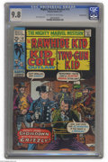 Bronze Age (1970-1979):Western, Mighty Marvel Western #13 Bowling Green pedigree (Marvel, 1971) CGC NM/MT 9.8 Off-white to white pages. Herb Trimpe cover. J...