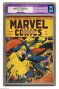 Golden Age (1938-1955):Superhero, Marvel Mystery Comics #2 (Timely, 1939) CGC Apparent FN 6.0 Moderate (P) Cream to off-white pages. This issue is ranked amon...