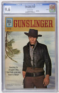 Silver Age (1956-1969):Western, Four Color #1220 Gunslinger - File Copy (Dell, 1961) CGC NM+ 9.6Off-white pages....