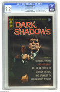 Silver Age (1956-1969):Horror, Dark Shadows #1 File Copy (Gold Key, 1969) CGC NM- 9.2 Cream to off-white pages. Here's one of the most valuable Gold Key bo...