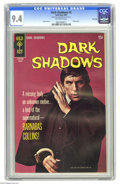 Silver Age (1956-1969):Horror, Dark Shadows #2 File Copy (Gold Key, 1969) CGC NM 9.4 Off-whitepages. Photo cover. Joe Certa art. Overstreet 2005 NM- 9.2 v...