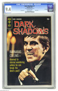 Silver Age (1956-1969):Horror, Dark Shadows #4 File Copy (Gold Key, 1970) CGC NM 9.4 Off-whitepages. Photo cover. Joe Certa art. Overstreet 2005 NM- 9.2 v...