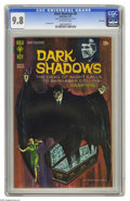 Bronze Age (1970-1979):Horror, Dark Shadows #8 File Copy (Gold Key, 1971) CGC NM/MT 9.8 Off-whitepages. Even in a catalog filled with great-looking file c...