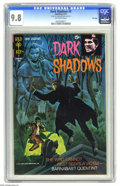 Bronze Age (1970-1979):Horror, Dark Shadows #9 File Copy (Gold Key, 1971) CGC NM/MT 9.8 Off-whitepages. Here's the best copy available of one of the more ...