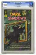Bronze Age (1970-1979):Horror, Dark Shadows #14 File Copy (Gold Key, 1972) CGC NM/MT 9.8 Off-whitepages. Here's the only 9.8, and the highest-graded copy ...
