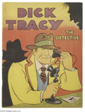 Platinum Age (1897-1937):Miscellaneous, Feature Books #nn Dick Tracy - File Copy (David McKay, 1937) Condition: VG+. This historic issue, the first all-Dick Tracy c...