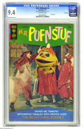H.R. Pufnstuf #4 File Copy (Gold Key, 1971) CGC NM 9.4 Off-white pages. Photo cover. Overstreet 2005 NM- 9.2 value = $15...