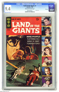 Silver Age (1956-1969):Miscellaneous, Land of the Giants #1 File Copy (Gold Key, 1968) CGC NM 9.4 Off-white to white pages. Photo cover. Overstreet 2005 NM- 9.2 v...