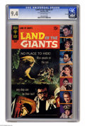 Silver Age (1956-1969):Miscellaneous, Land of the Giants #3 File Copy (Gold Key, 1969) CGC NM 9.4 Off-white pages. Overstreet 2005 NM- 9.2 value = $50. CGC census...