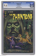 Phantom #12 File Copy (Gold Key, 1965) CGC NM+ 9.6 Off-white pages. Overstreet 2005 NM- 9.2 value = $80. CGC census 3/05...
