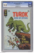 Silver Age (1956-1969):Adventure, Turok #63 File Copy (Gold Key, 1968) CGC NM/MT 9.8 Cream to off-white pages. This issue is one of the few in this series to ...