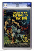 Silver Age (1956-1969):Adventure, Voyage to the Bottom of the Sea #4 File Copy (Gold Key, 1966) CGC NM 9.4 Off-white pages. Alberto Giolitti art. Overstreet 2...