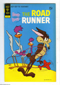 Bronze Age (1970-1979):Cartoon Character, Beep Beep the Road Runner File Copies Box Lot (Gold Key, 1968-73)Condition: Average VF/NM. This full short box from the Gol...