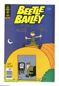 Bronze Age (1970-1979):Humor, Beetle Bailey File Copies Box Lot (Gold Key, 1979-80) Condition: Average VF. This full short comic box includes file copies ...