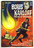 Silver Age (1956-1969):Horror, Boris Karloff Tales of Mystery File Copies Group (Gold Key,1964-80) Condition: Average VF. This group includes issues #7-14...(92 Comic Books)