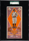 "Baseball Cards:Singles (Pre-1930), 1914 Boston Garter Color ""Ty"" Cobb SGC 50 VG/EX 4.. ..."