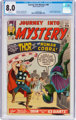 Journey Into Mystery #98 (Marvel, 1963) CGC VF 8.0 White pages