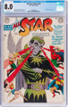 All Star Comics #52 (DC, 1950) CGC VF 8.0 White pages