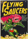 Golden Age (1938-1955):Science Fiction, Flying Saucers #nn (Avon, 1952) Condition: FN-....