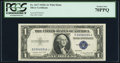 Small Size:Silver Certificates, Fr. 1617 $1 1935G With Motto Silver Certificate. PCGS Perfect New 70PPQ.. ...