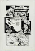 Original Comic Art:Panel Pages, Adam Kubert and Mark Farmer Wolverine #77 Story Page 16Original Art (Marvel, 1994)....