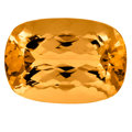Gems:Faceted, Gemstone: Imperial Topaz - 36.04 Cts.. Brazil. ...