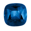 Gems:Faceted, Gemstone: Sapphire - 7.44 Cts.. Myanmar. ...