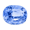 Gems:Faceted, Gemstone: Sapphire - 12.11 Cts.. Sri Lanka. ...