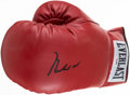 Boxing Collectibles:Autographs, Muhammad Ali Signed Boxing Glove.. ...