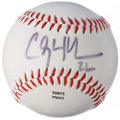 Autographs:Baseballs, Clayton Kershaw Single Signed Baseball.. ...