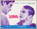 "Movie Posters:Foreign, Breathless (20th Century Fox, 1961). Half Sheet (22"" X 28""). Foreign.. ..."